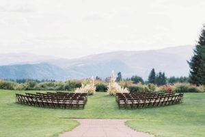 minimalistic wedding